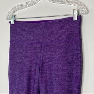 VOGO Athletica Purple Workout Leggings